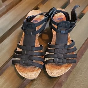 Strappy sandals by Rocket Dog